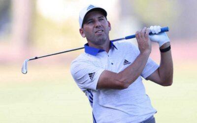 Sergio García jugará en Las Vegas después de su parón tras la Ryder Cup